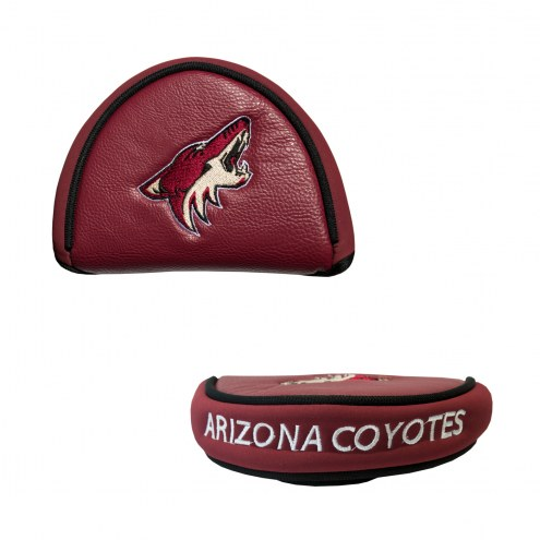 Arizona Coyotes Golf Mallet Putter Cover