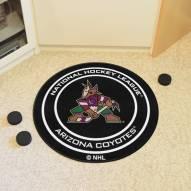 Arizona Coyotes Hockey Puck Mat