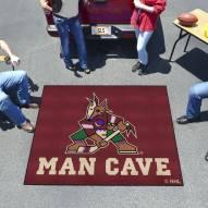 Arizona Coyotes Man Cave Tailgate Mat