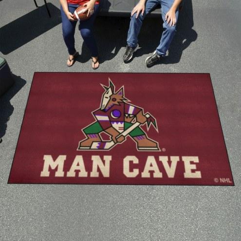 Arizona Coyotes Man Cave Ulti-Mat Rug