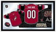 Arizona Coyotes Personalized Jersey Mirror