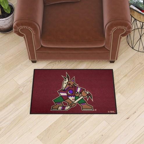 Arizona Coyotes Starter Rug