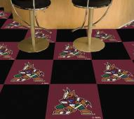 Arizona Coyotes Team Carpet Tiles