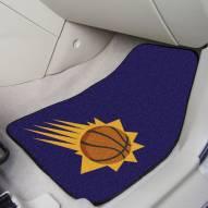 Phoenix Suns 2-Piece Carpet Car Mats