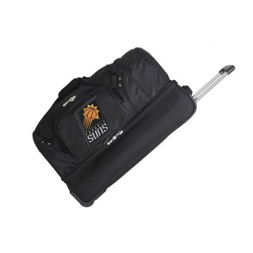 "Phoenix Suns 27"" Drop Bottom Wheeled Duffle Bag"