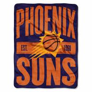Phoenix Suns Clear Out Throw Blanket