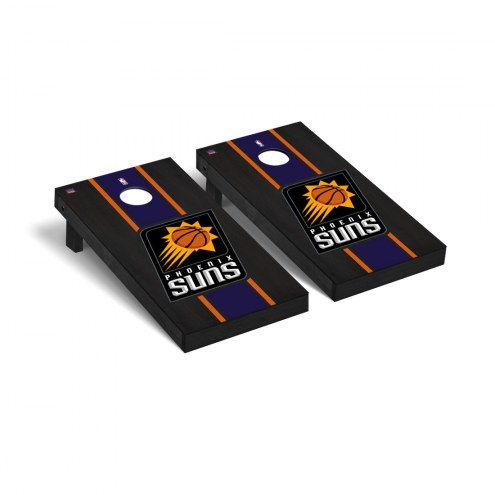 Phoenix Suns Onyx Stained Cornhole Game Set