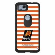 Phoenix Suns OtterBox Google Pixel 2 Symmetry Stripes Case