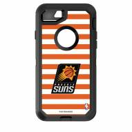 Phoenix Suns OtterBox iPhone 8/7 Defender Stripes Case