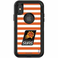 Phoenix Suns OtterBox iPhone X/Xs Defender Stripes Case
