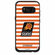 Phoenix Suns OtterBox Samsung Galaxy S8+ Symmetry Stripes Case
