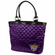 Phoenix Suns Quilted Tote Bag