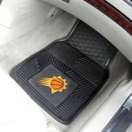 Phoenix Suns Vinyl 2-Piece Car Floor Mats