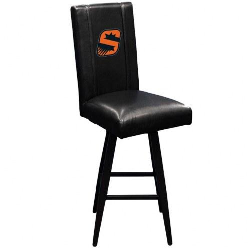 Phoenix Suns XZipit Swivel Bar Stool 2000 with S Logo