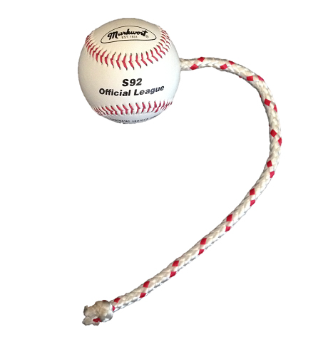 Pitcher's Tee Rope Ball