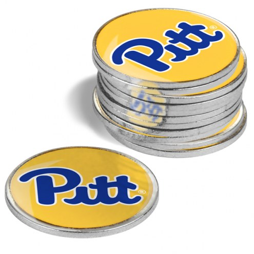 Pittsburgh Panthers 12-Pack Golf Ball Markers