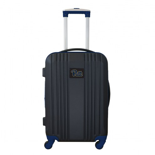 """Pittsburgh Panthers 21"""" Hardcase Luggage Carry-on Spinner"""