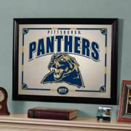 """Pittsburgh Panthers 23"""" x 18"""" Mirror"""
