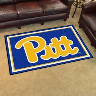 Pittsburgh Panthers 4' x 6' Area Rug