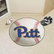 Pittsburgh Panthers Baseball Rug