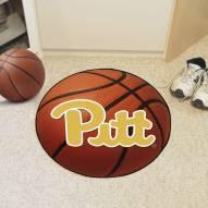 Pittsburgh Panthers Basketball Mat