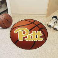 Pittsburgh Panthers Basketball Mat