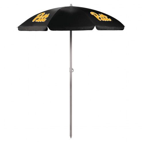Pittsburgh Panthers Beach Umbrella