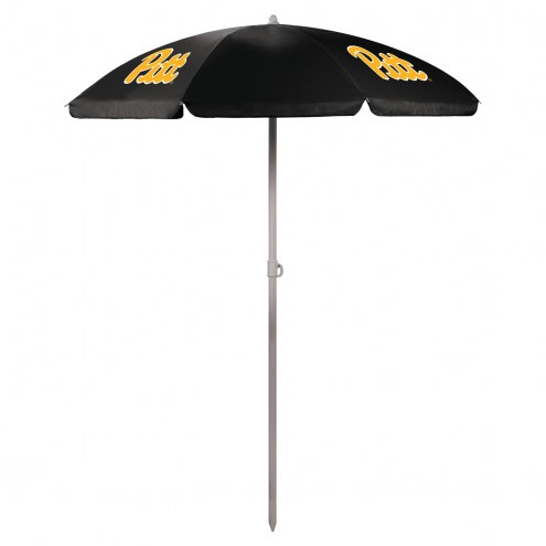 Pittsburgh Panthers Beach Umbrella