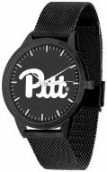Pittsburgh Panthers Black Dial Mesh Statement Watch