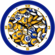 Pittsburgh Panthers Candy Wall Clock