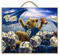 Pittsburgh Panthers Celebration Plaque