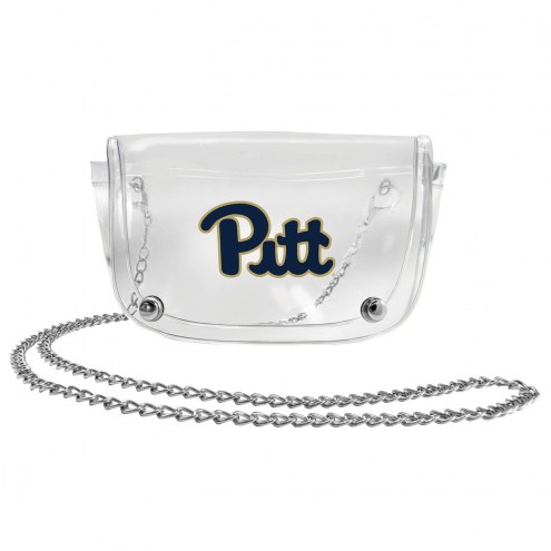 Pittsburgh Panthers Clear Waistpack