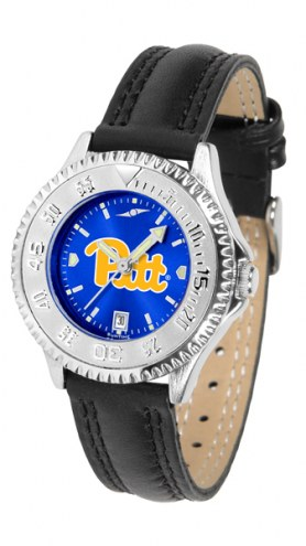 Pittsburgh Panthers Competitor AnoChrome Women's Watch