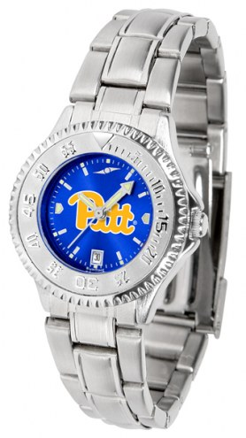 Pittsburgh Panthers Competitor Steel AnoChrome Women's Watch