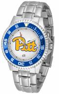 Pittsburgh Panthers Competitor Steel Men's Watch