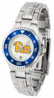 Pittsburgh Panthers Competitor Steel Women's Watch