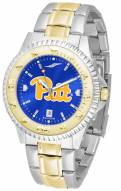 Pittsburgh Panthers Competitor Two-Tone AnoChrome Men's Watch