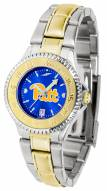 Pittsburgh Panthers Competitor Two-Tone AnoChrome Women's Watch