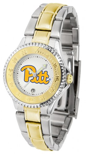 Pittsburgh Panthers Competitor Two-Tone Women's Watch