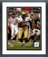 Pittsburgh Panthers Darrelle Revis 2005 Action Framed Photo