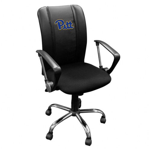 Pittsburgh Panthers XZipit Curve Desk Chair