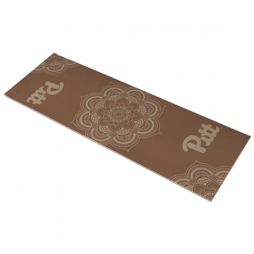 Pittsburgh Panthers Earth Yoga Mat