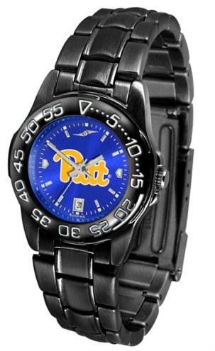 Pittsburgh Panthers Fantom Sport AnoChrome Women's Watch