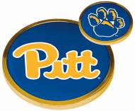 Pittsburgh Panthers Flip Coin