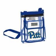 Pittsburgh Panthers Gameday Clear Crossbody Tote