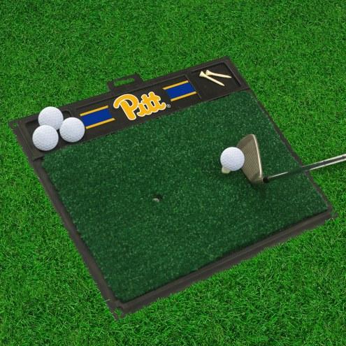 Pittsburgh Panthers Golf Hitting Mat