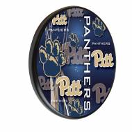 Pittsburgh Panthers Digitally Printed Wood Sign