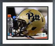 Pittsburgh Panthers Helmet Framed Photo