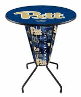 Pittsburgh Panthers Indoor Lighted Pub Table