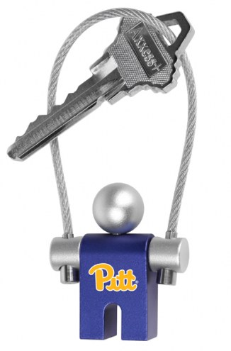 Pittsburgh Panthers Jumper Keychain